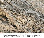 textured surface of weather and ...   Shutterstock . vector #1010111914