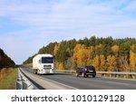 city of zavodoukovsk  tyumen... | Shutterstock . vector #1010129128