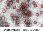 light colored vector template... | Shutterstock .eps vector #1010132080