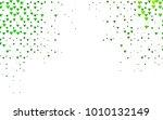 light green vector abstract... | Shutterstock .eps vector #1010132149