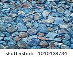 stone background  texture of... | Shutterstock . vector #1010138734