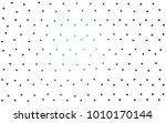 light blue vector geometric... | Shutterstock .eps vector #1010170144