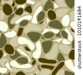 grunge camouflage for hunters ...   Shutterstock .eps vector #1010191684