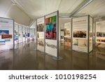 interior of fram museum at oslo ... | Shutterstock . vector #1010198254