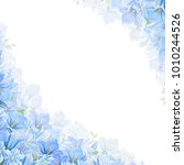 vector corner background with...   Shutterstock .eps vector #1010244526