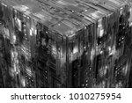 3d rendered complex structured... | Shutterstock . vector #1010275954