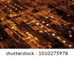 3d rendered complex structured... | Shutterstock . vector #1010275978