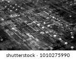 3d rendered complex structured... | Shutterstock . vector #1010275990