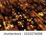 3d rendered complex structured... | Shutterstock . vector #1010276008