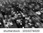 3d rendered complex structured... | Shutterstock . vector #1010276020