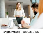 young business people... | Shutterstock . vector #1010313439