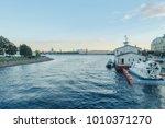 saint petersburg   september 22 ... | Shutterstock . vector #1010371270