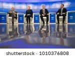 davos  switzerland   jan 26 ... | Shutterstock . vector #1010376808