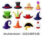 fun carnival festive collection ... | Shutterstock .eps vector #1010389138