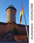 nurnberg  middle franconia ... | Shutterstock . vector #1010422588