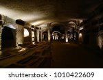 Naples  Italy   Catacombs Of...