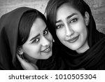 iran  persia  isfahan  ... | Shutterstock . vector #1010505304