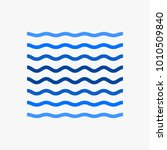 abstract water vector designs | Shutterstock .eps vector #1010509840