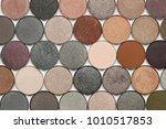 neutral color eye shadows... | Shutterstock . vector #1010517853