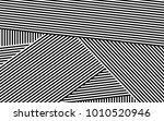 zebra lines design with black... | Shutterstock .eps vector #1010520946