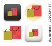 flat vector icon   illustration ... | Shutterstock .eps vector #1010534494