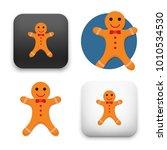 flat vector icon   illustration ... | Shutterstock .eps vector #1010534530