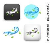 flat vector icon   illustration ... | Shutterstock .eps vector #1010534560