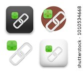 flat vector icon   illustration ... | Shutterstock .eps vector #1010534668