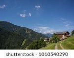 walk around the italian alps | Shutterstock . vector #1010540290