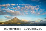 Mayon Volcano Is An Active...
