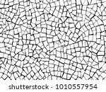 the cracks texture white and... | Shutterstock .eps vector #1010557954