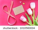 spring bouquet of flowers   Shutterstock . vector #1010583034