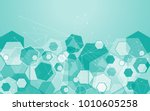 medical network isolated on... | Shutterstock .eps vector #1010605258