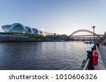 newcastle  england   december...   Shutterstock . vector #1010606326