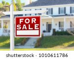 right facing for sale real... | Shutterstock . vector #1010611786