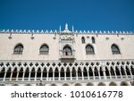 architectural details facade of ...   Shutterstock . vector #1010616778