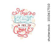 vector vintage illustration... | Shutterstock .eps vector #1010617510
