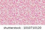knitting melange texture.... | Shutterstock .eps vector #1010710120