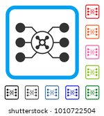 roulette circuit icon. flat...