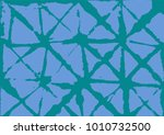 kimono geometric texture ... | Shutterstock .eps vector #1010732500