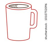 coffee cup drink icon   Shutterstock .eps vector #1010752096
