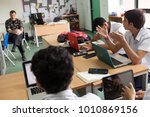 bangkok  thailand   november 22 ... | Shutterstock . vector #1010869156