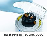 researcher seperates... | Shutterstock . vector #1010870380