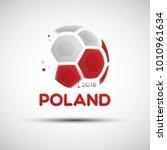 football championship banner.... | Shutterstock .eps vector #1010961634