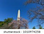 Washington Monument In...