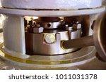 mechanical seal.vertial pump. | Shutterstock . vector #1011031378