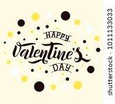 vector illustration of happy... | Shutterstock .eps vector #1011133033