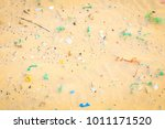 pollution concept with plastic...   Shutterstock . vector #1011171520