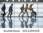 do not want to be late. full... | Shutterstock . vector #1011204103