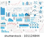 infographic great collection   Shutterstock .eps vector #101124844